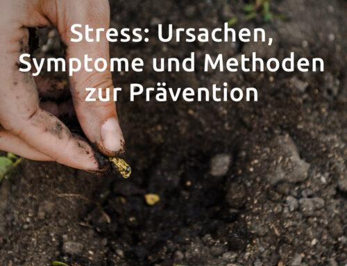 Stress: Ursachen, Symptome und Methoden zur Prävention